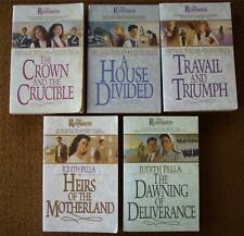 THE RUSSIANS Books #1-5 Series PHILLIPS & PELLA Christian Historical Set