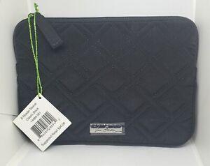 NEW Vera Bradley E-Reader Sleeve iPad Mini Case Mini Tablet Case Black NWT