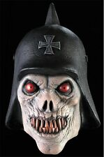 Skull Death Baron SINISTER SOLDIER Adult Mask