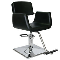 Barber Beauty Salon Equipment Hydraulic Hair Styling Chair SC-38BLK