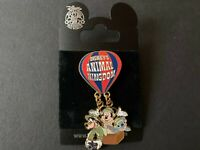WDW Disney's Animal Kingdom Balloon Logo Mickey, Stitch, Goofy Disney Pin 57002