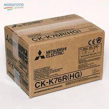 MITSUBISHI CK K76R *HG *NEU 10x15 / 15x20 cm für 640 / 320 Bilder