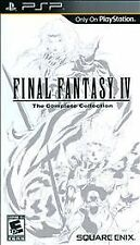 Final Fantasy IV The Complete Collection - Sony PSP UMD only