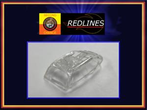 1968 Hot Wheels Redline 'Custom VW' Repro Windshield 6220US SCR-W0031