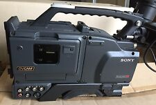 SONY DXC-D55WSP Digital Video Camera FUJINON Lense + Carry Case