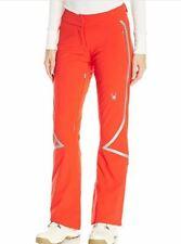Spyder Women's Echo Pants, Ski Snowboarding Pant, Size 4, Inseam Long (31.5) NWT