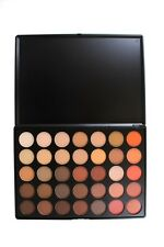 Morphe Brushes 35o 350 Eyeshadow Palette 35 Color Nature Glow