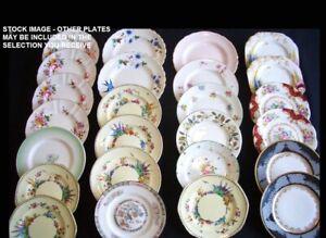 Vintage Mismatched China Cups, Saucers, Plates, Cake Plates  Milk Jugs, Sugars