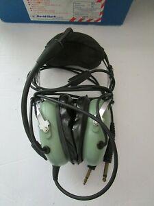 David Clark H10 13.4 Aviation Headset with extra