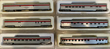 N Scale Con Cor Southern Pacific Daylight Passenger Train SP Set Lot Different #