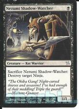 Magic the Gathering TCG BETRAYERS OF KAMIGAWA Nezumi Shadow Watcher Rat Warrior