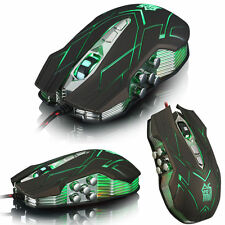 iGamer - JS-X9 II 9D 3500DPI 10 Buttons Optical Usb Gaming Mouse CF LOL WOW MMO