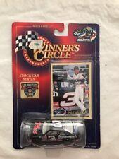 1998 Winner's Circle 1/64 DALE EARNHARDT #3 GW Plus 40th Daytona 500 2/15/98