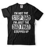 Father Day Gift Tshirt, Step Dad Gifts, Awesome Gifts for Step Dad T shirt