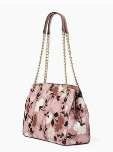 NWT Kate Spade Briar Lane Gala Floral Med Convertible Shoulder Bag