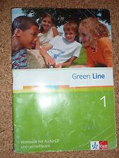 Green Line 1 ~ Workbook