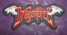 DRAGONFORCE PATCH HEAVY METAL THRASH SPEED METAL BIKER HARLEY PUNK DIY