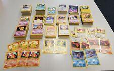Pokemon WOTC Bulk Lot TCG Cards - Common Uncommon 1000+ Base Set - Jungle Fossil