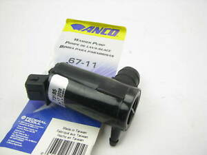 Anco 67-11 Windshield Washer Pump - Front