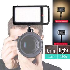 96 LED Ultra Thin Dimmable Studio Video Light Lamp for Canon Nikon DSLR Camera