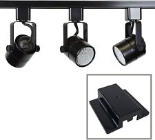 Direct-Lighting H System 3-Light GU10 7.5W LED 500 lumens Track Lighting Kit G89