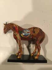 2005 The Trail of Painted Ponies. Reunion of the Family Man. Cal Peacock. Nib