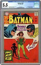 Batman #181 CGC 5.5 1966 2110911001 1st app. Poison Ivy