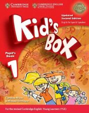 (17).KID'S BOX *SPANISH* 1ºPRIM.(PUPIL'S+BOOKLET) 2A.ED.