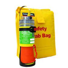 EPIRB KTI SAFETY ALERT SA1G BUILT-IN GPS 406MHz  WITH SAFETY FLOAT GRAB BAG