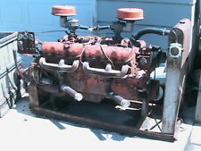 Two 702 cubic inch GMC V12 engines (2 engines)