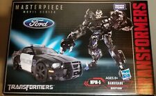 Transformers MPM-05 Movie Masterpiece Barricade Takara Tomy Hasbro
