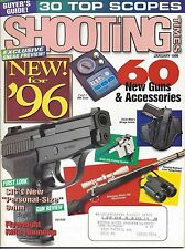 Shooting Times January 1996 Buyers Guide Remington Model 700 Muzzleloader