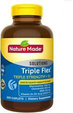 Nature Made Triple Flex triple Strength 200 caplets