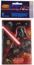 Star Wars Darth Vader Einladungskarten mit Umschlag bunt 9x14c