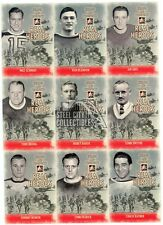 2009-10 In The Game Heroes & Prospects Real Heroes 24-Card Insert Set