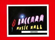 DISCOTECHE '93 -Panini 1993- Figurine-stickers - n. 41 - BACCARA LUGO -New