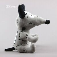 Tim Burton Frankenweenie Sparky Dog Plush Toy Stuffed Animal Plushies Doll 11''