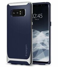 Galaxy Note 8 Case, SPIGEN Neo Hybrid Cover Case - Arctic Silver