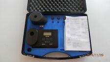 Thermo Electron Aquafast II AQ2009 portable Fluoride colorimeter kit in case