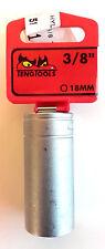 TENG TOOLS m380618-c with 1cm DRIVE 35860550 VASO LARGO HEXAGONAL 18mm