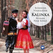 Red Star Red Army Chorus-Kalinka-popolo russo canzoni ispirazione CD NUOVO