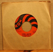 JOHNNY ADAMS Lonely Drifter I WANT TO DO EVERYTHING FOR  N.O. Soul 45 on RON 995