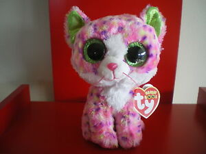 Ty Beanie Boos SOPHIE the cat 6 inch NWMT.JUST ARRIVED – IN STOCK NOW