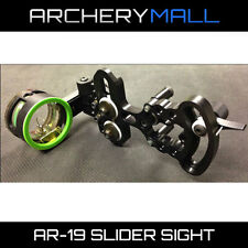 GWS AR-19 slider sight all aluminum construction