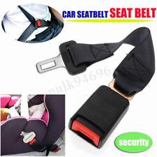 14'' Universal Car Seat Seatbelt Safety Belt Extender Extension 7/8'' Buckle  /