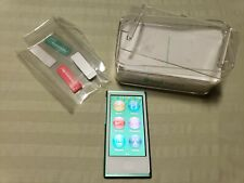 Apple iPod nano 7th Generation Green (16 GB) iPod Only + Box