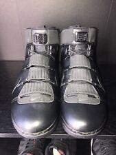 Nike Zoom Lebron IV 4Black Anthracite Shoes 314647-001