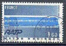 STAMP / TIMBRE FRANCE OBLITERE N° 1804 RESEAU EXPRESS REGIONAL