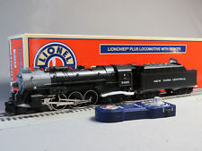 LIONEL NYC LIONCHIEF PLUS 4-6-4 HUDSON STEAM ENGINE O GAUGE train 6-84934 NEW