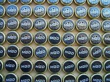 100 MGD MILLER GENUINE DRAFT BEER  BOTTLE CAPS  (NEW STYLE)